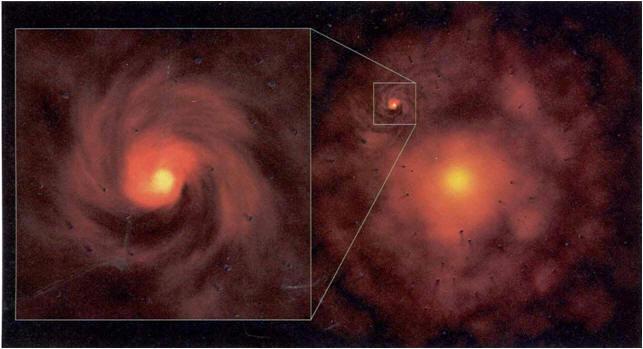 jovian planets size comparison - photo #39