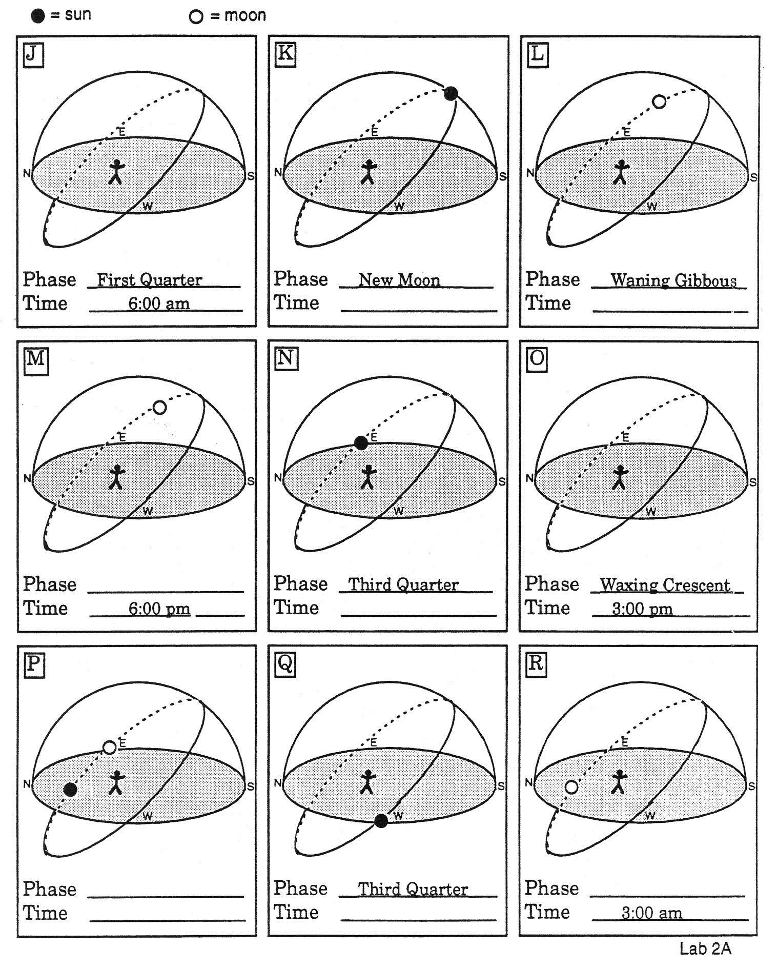 moon phases blank worksheet new calendar template site. Black Bedroom Furniture Sets. Home Design Ideas