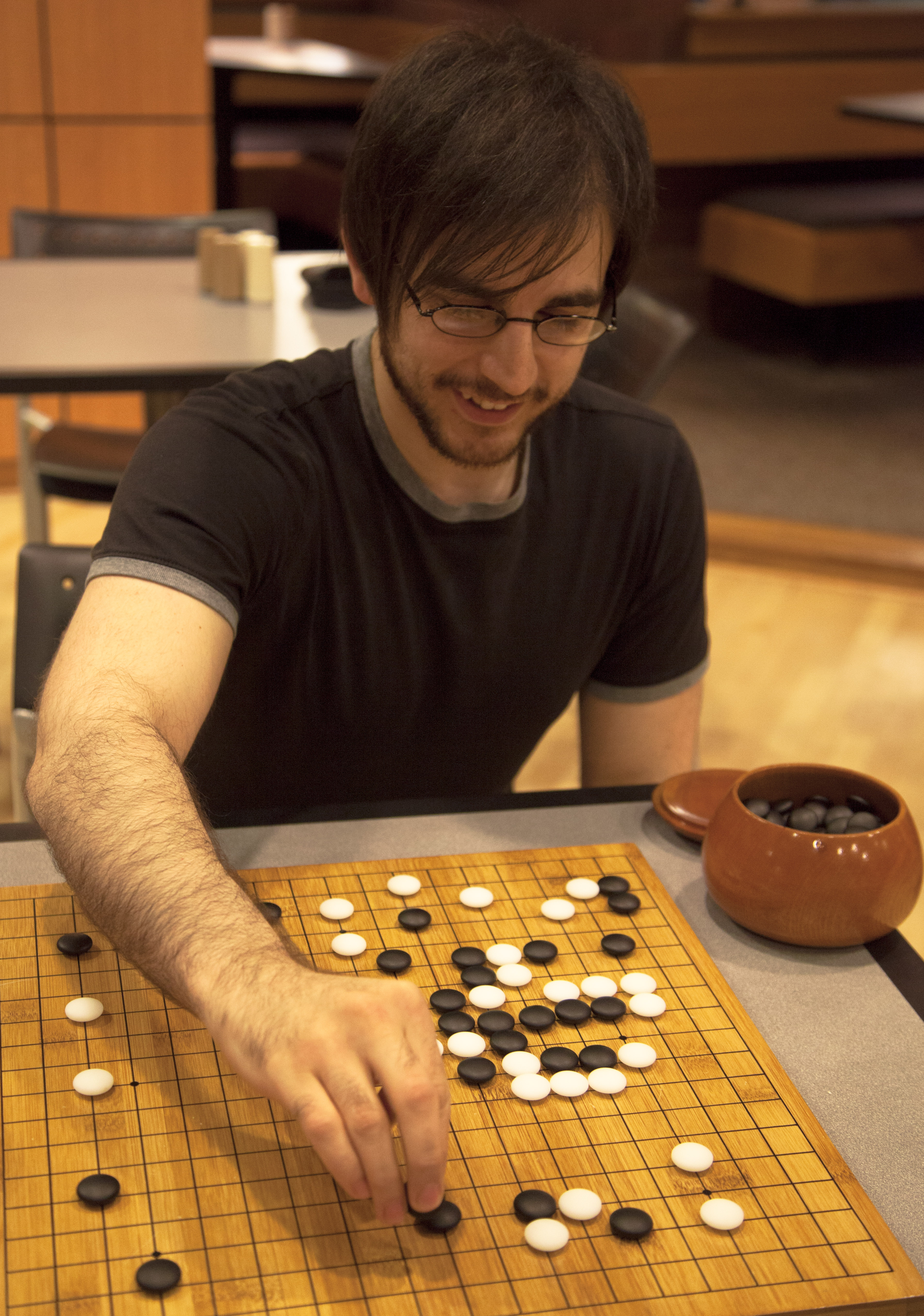 Ancient Chinese Board Game Spurs New Club On Campus