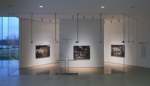 Kansas Focus Gallery Inaugural Exhibition Lori Nix ● The City, February 4 – May 29, 2016, Nerman Museum of Contemporary Art, Johnson County Community College, Overland Park, Kansas. Photos: EG Schempf