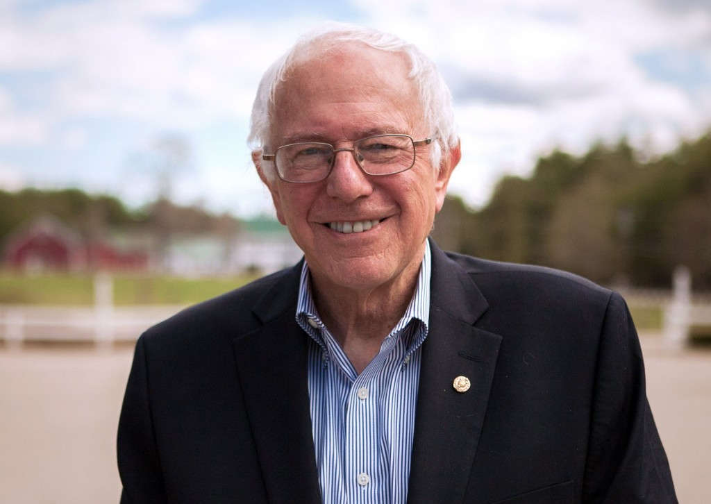 Democratic presidential candidate Bernie Sanders will be speaking at the KC Convention Center on Feb. 24.