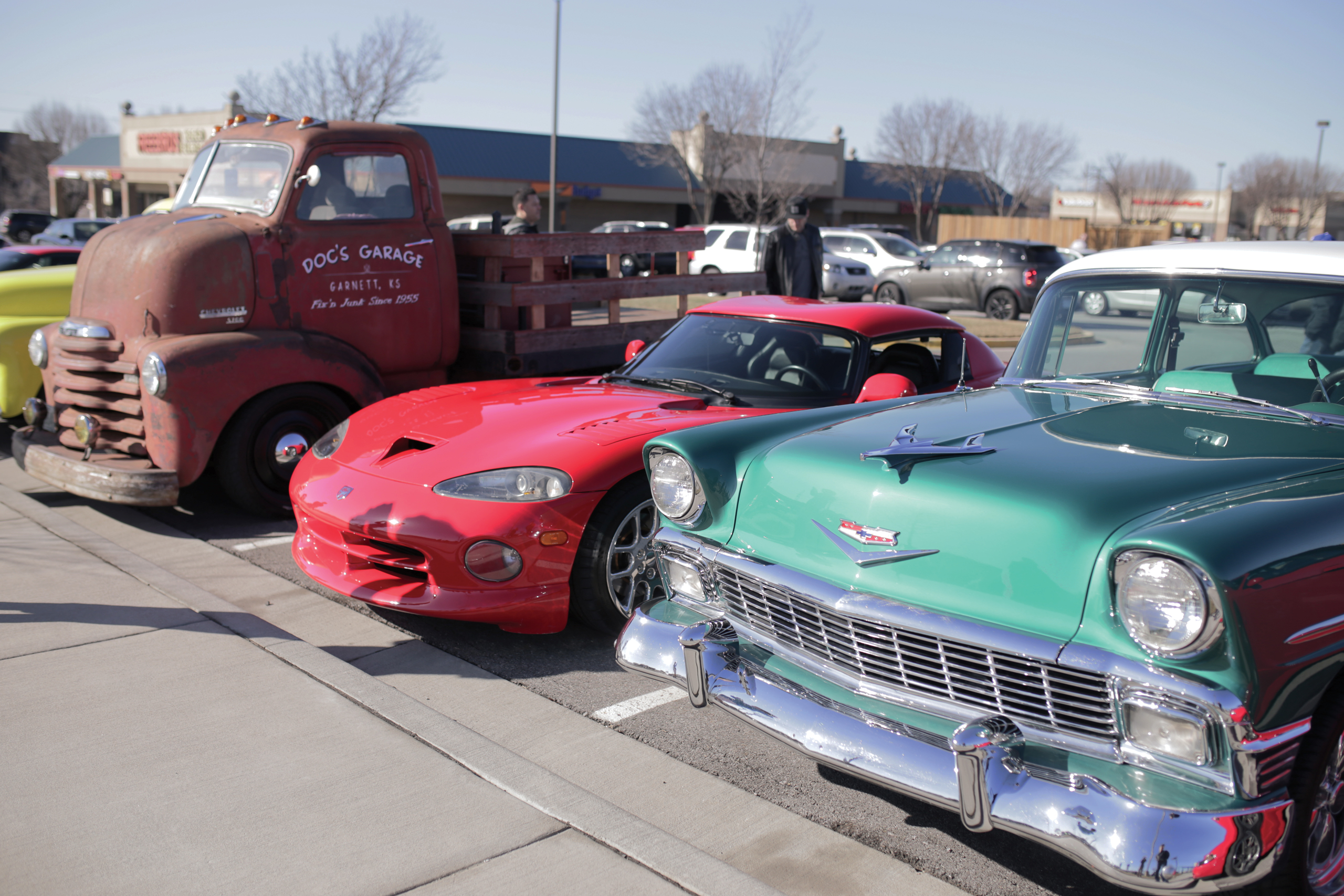 Alumnus co-founds local automotive event Cars & Coffee | The Campus ...
