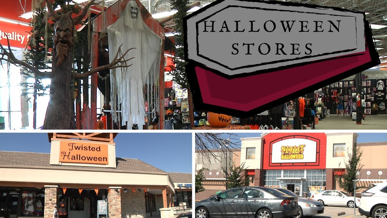 jcav visits local halloween outlets | the campus ledger