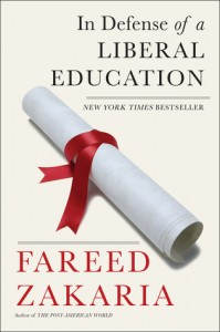 Cover In Defense of a Liberal Education