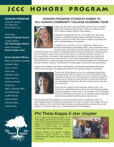 Honors newsletter _Page_1