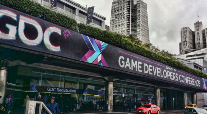 GDC16 – Day 0