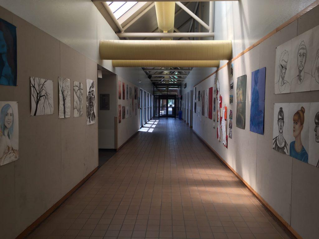 ATB Hallway