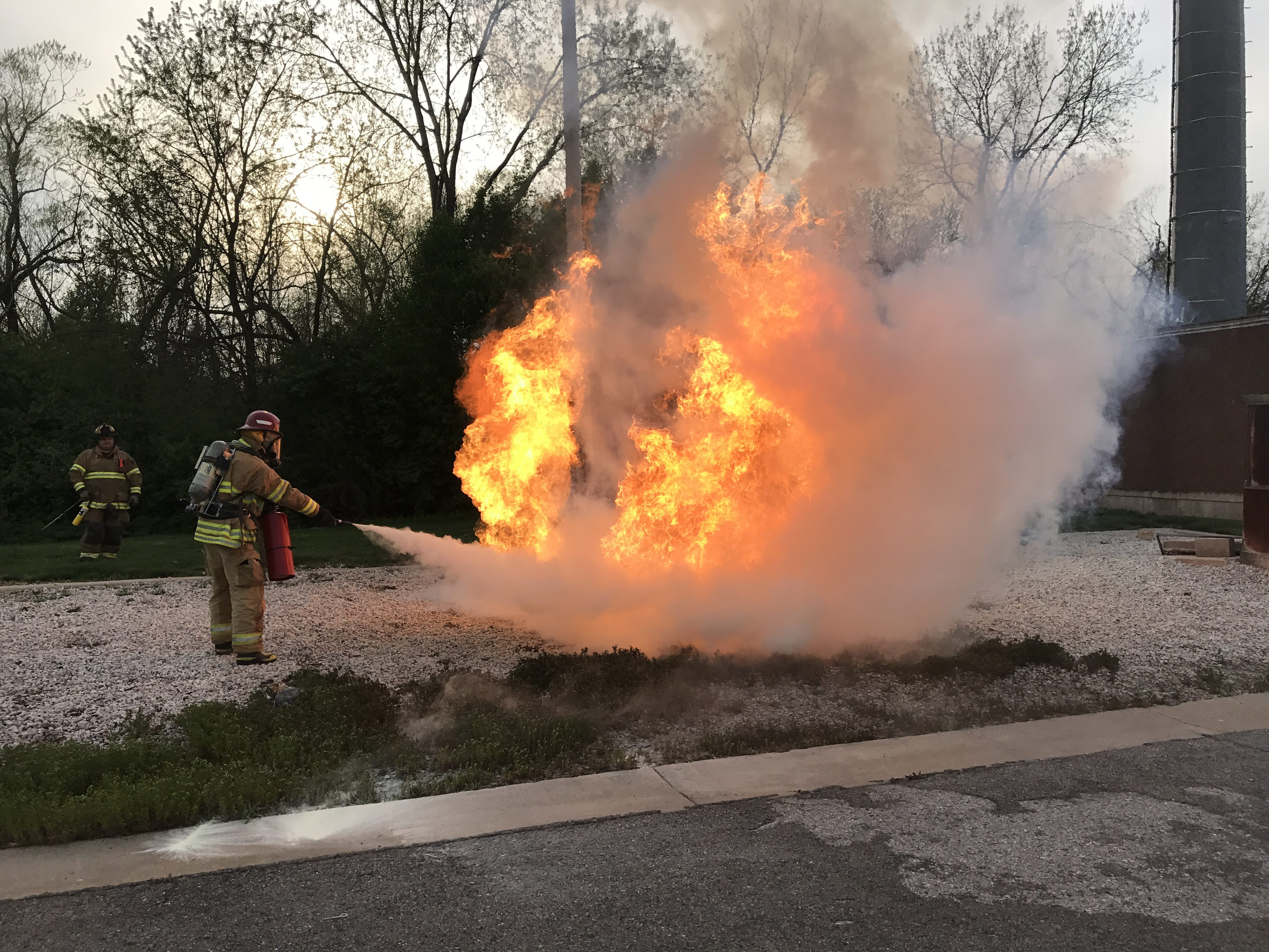 fire science Begin your fire services career as a firefighter, inspector, or investigator discover more about online fire science degree programs offered by purdue global.