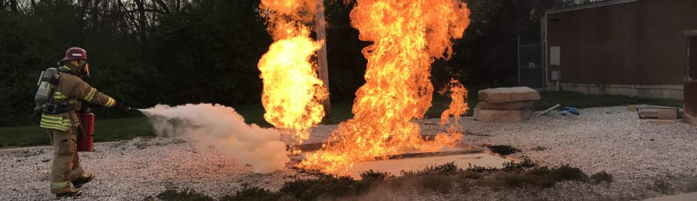 Johnson County Community College Fire Science Program