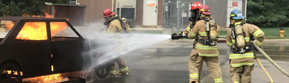 Johnson County Community College Fire Science Program