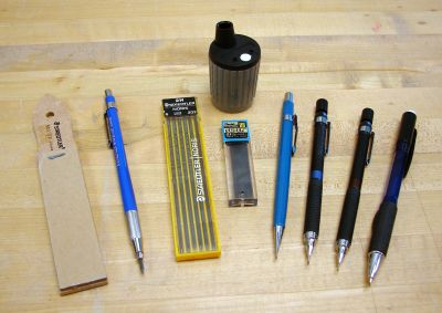 Drafting Pencils Drafting Modeling And D Printing With Lydia - Drafting pencil