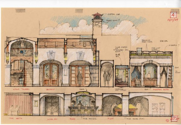 See This Drawing In My Book Drafting And Visual Presentation For Interior Designers Read More About Sections It Or Other