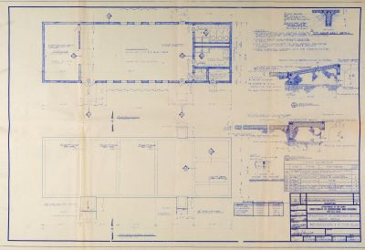 Whats a blueprint drafting modeling and 3d printing with both blueprints and blue line prints required a transparent original which is why mylar plastic film and vellum were used in the process a light would malvernweather Image collections