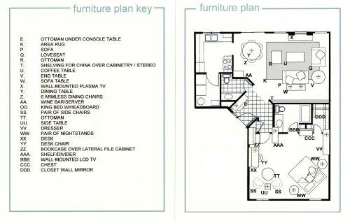 furniture key