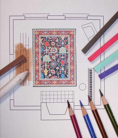 See More Examples Of This In My Book, Drafting And Visual Presentation For Interior  Designers.