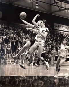 1979 JCCC Women's Basketball game