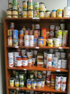JCCC Food Pantry