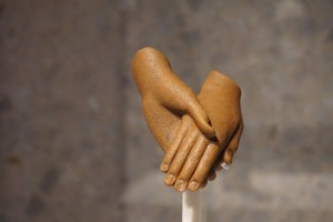 Amarna-period hands, Neues Museum, Berlin, Germany