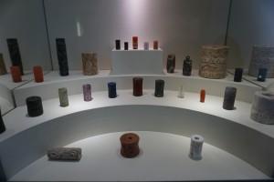 Cylinder seal display, Pergamon Museum