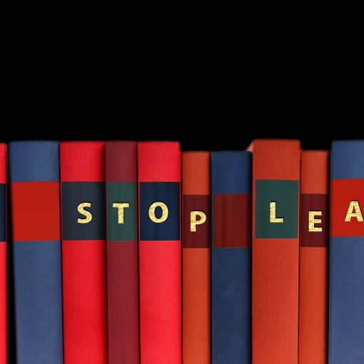 book backs read never stop learning