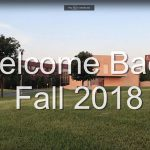 campus welcome back