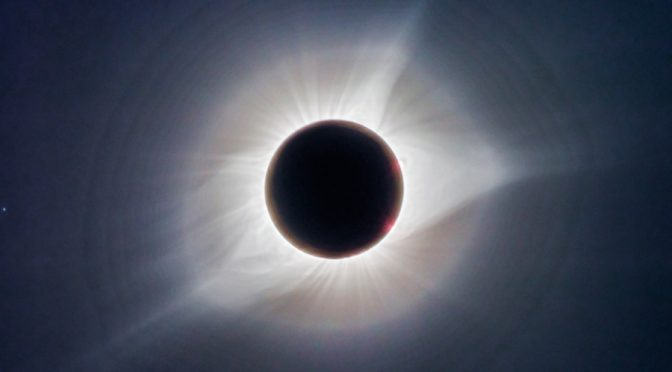Was the eclipse all you expected?  No!  It was way MORE!