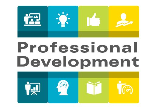 professional development graphic